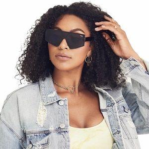 Quay Australia Space Age MATTEBLK Sunglasses